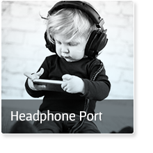 Headphone Port